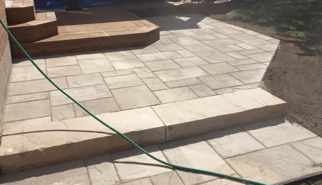 interlocking, landscaping in Milton, milton landscaping