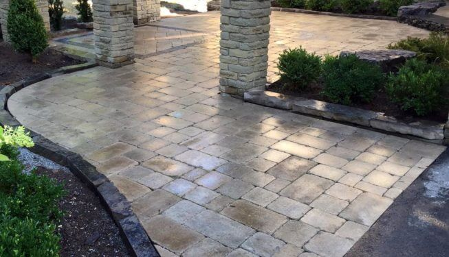Landscaping Oakville, interlocking
